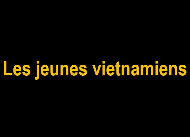 A Les jeunes vietnamiens