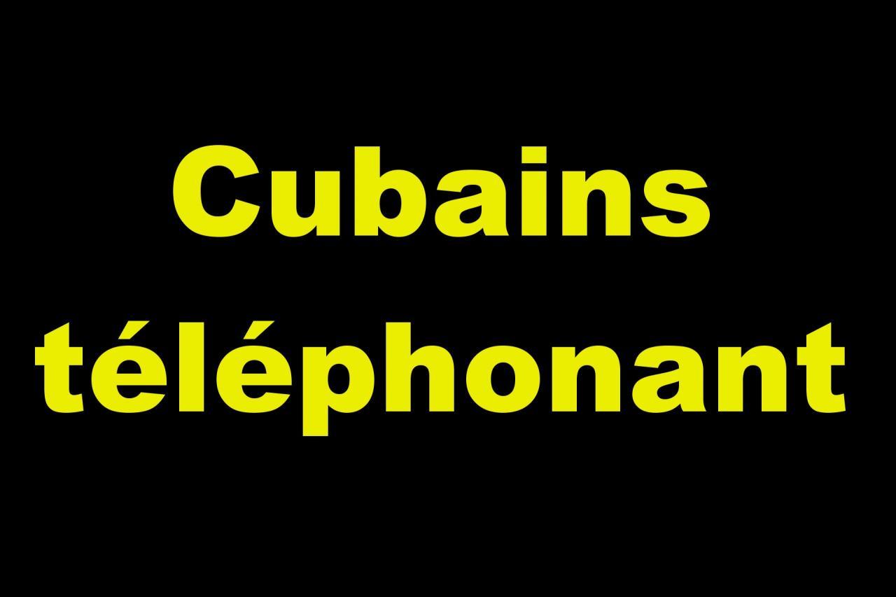 Les cubains