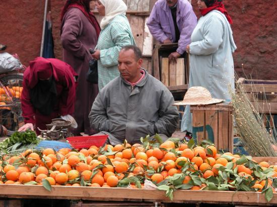 Les marocains