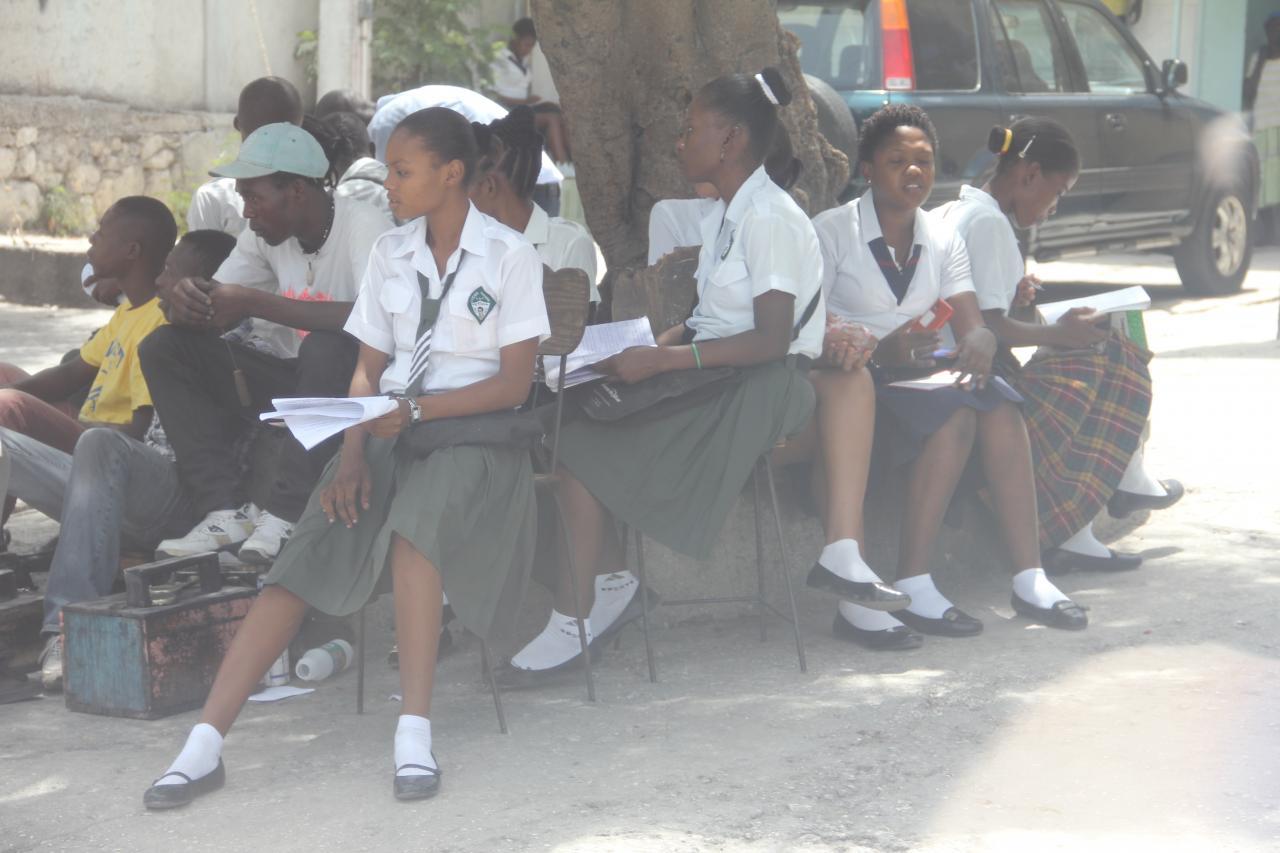 Les haïtiens 2014