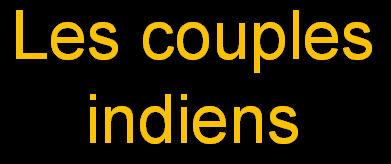 _Les couples indiens