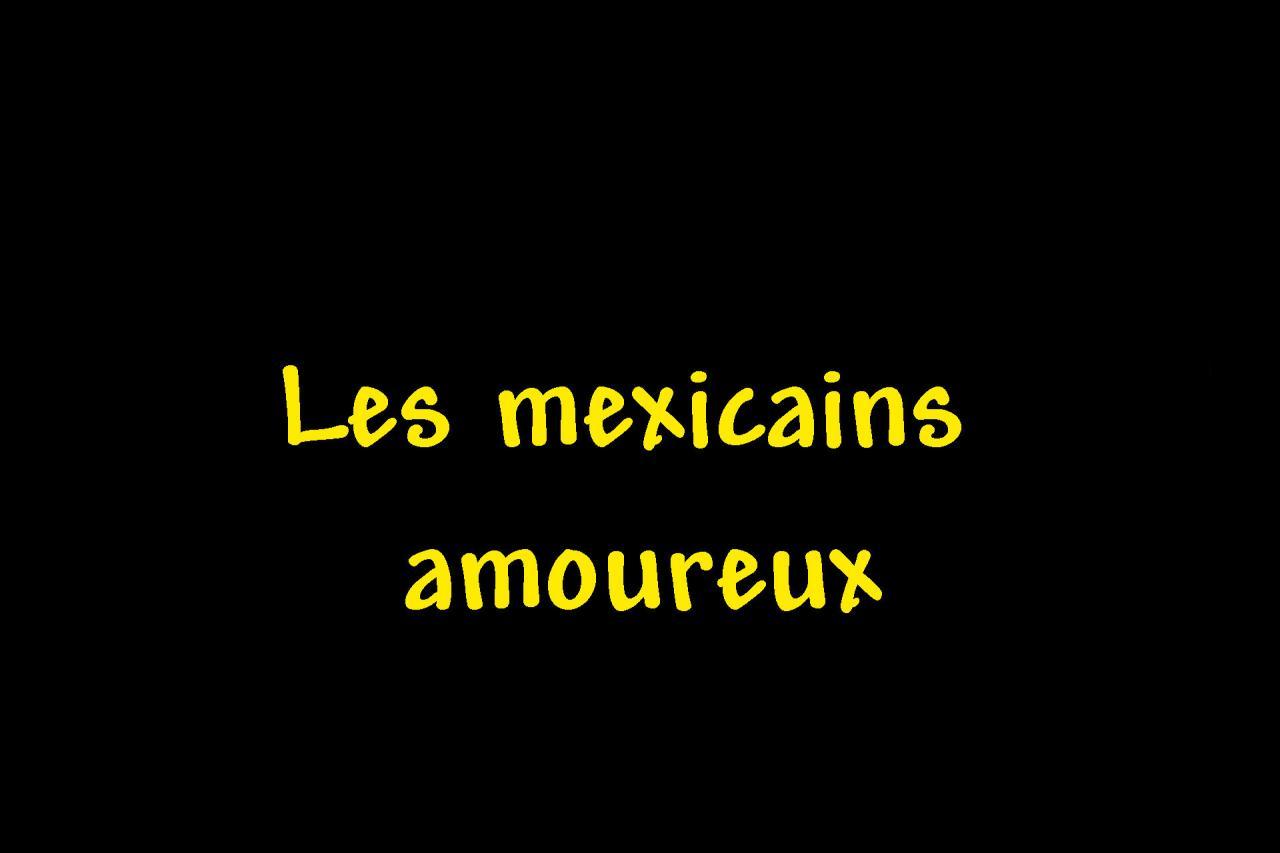 _Les mexicains amoureux