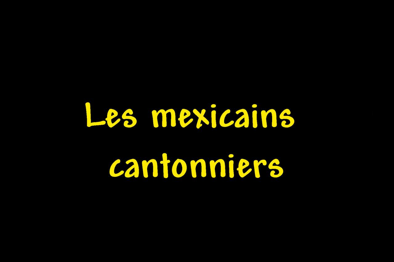 _Les mexicains cantonniers Page intercalaire vierge